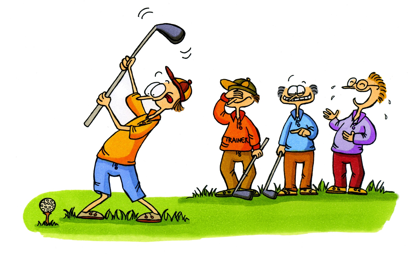 Beginner's Guide to picking out Golf Clubs