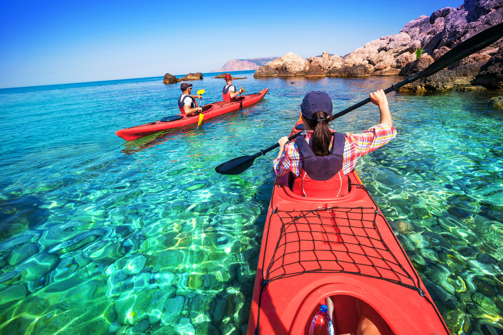 Get ready to Kayak this spring break with Kayaking Gear
