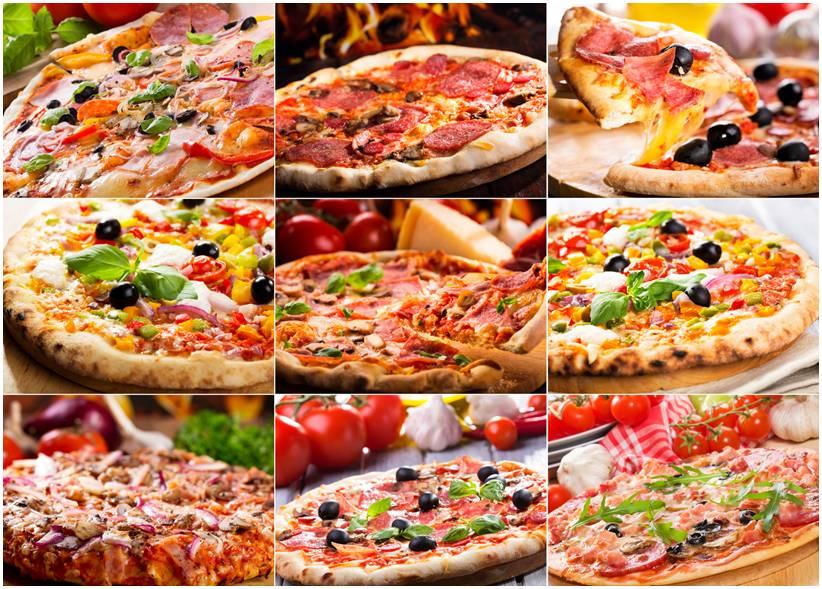 Homemade Pizza Recipes with Dough