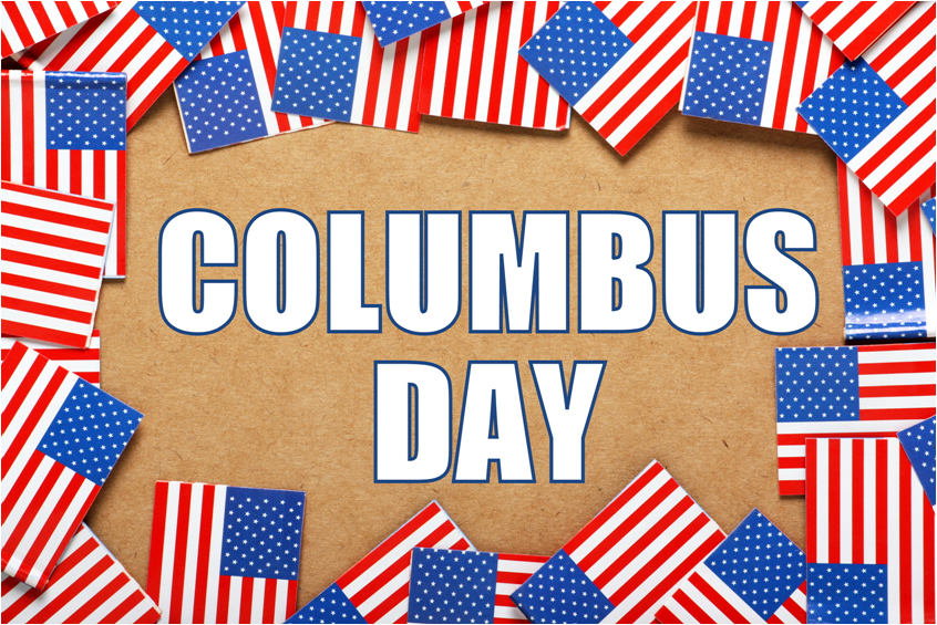 Promotional Codes for Columbus Day Sales