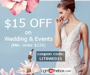 Wedding & Events Deals