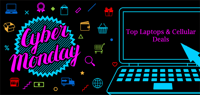 Top Laptops and Cellular Deals