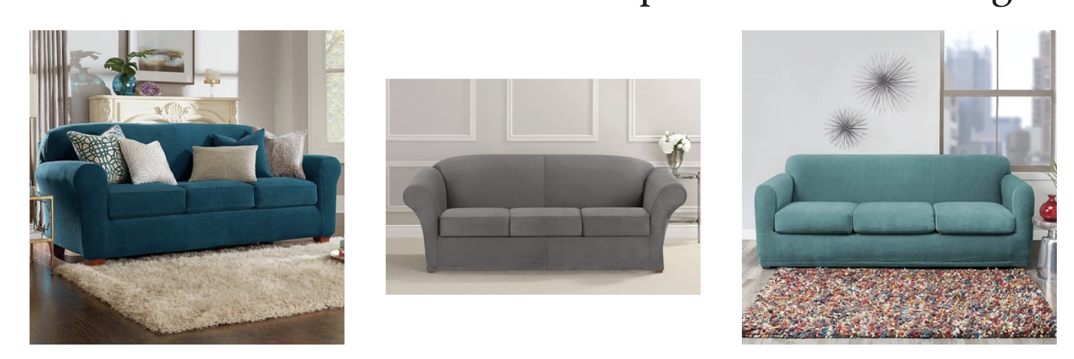 Spruce Up Your Living Room With the Help of Surefit Coupon Codes