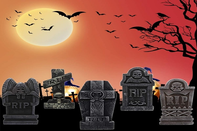 Halloween graveyard Decoration Ideas