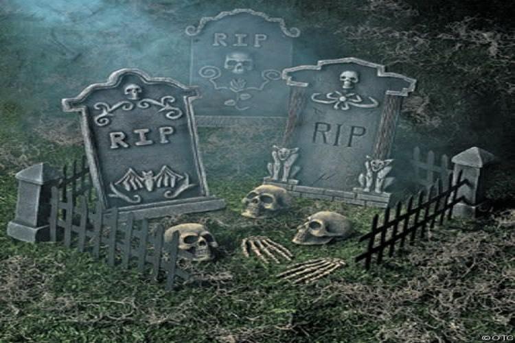 Gravestone ideas for halloween