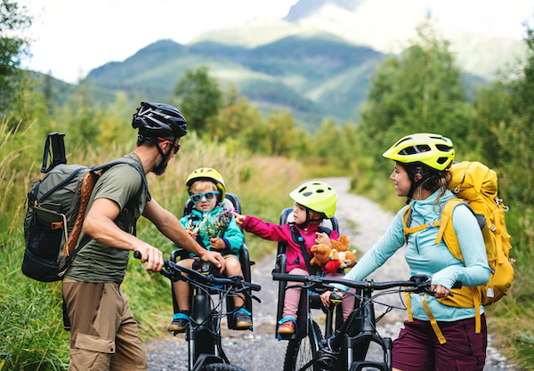 Which States Have Bicycle Helmet Laws