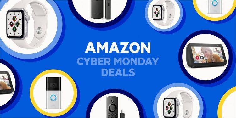 Amazon deals on Cyber Monday