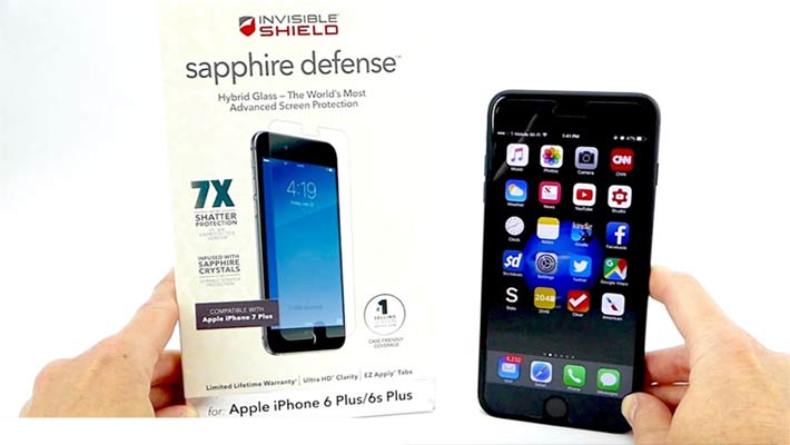 What's the best Zagg Invisible Shield screen protector