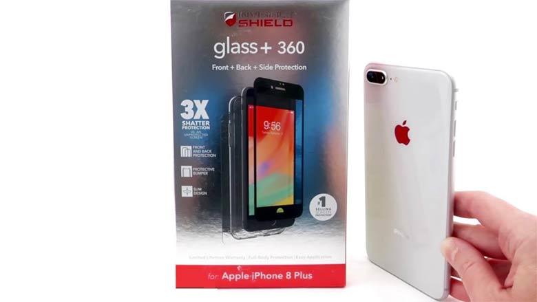 Zagg Invisibleshield Glass 360