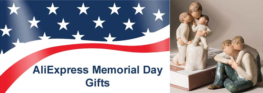 AliExpress Memorial Day Gifts Collection