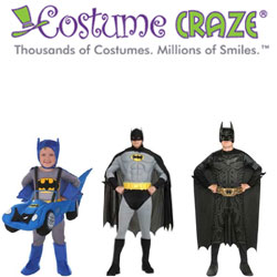 Up To 25% Off Batman Character Costumes