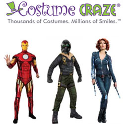 Up To 30% Off Sale on Marvel Superhero Costumes