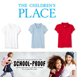 Back To School Sale - Up To 50% Off Sitewide Order