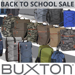 30% off Backpacks