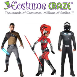 Up To 30% Off Star Wars Character Costumes