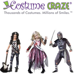 Up To 20% Off Zombie Costumes