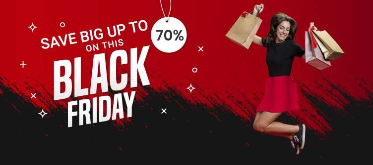 Black Friday Coupons & Promotional Codes