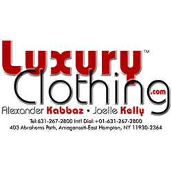 Luxury Clothing