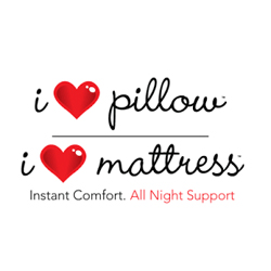 I Love Pillow