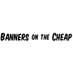 Banners On The Cheap